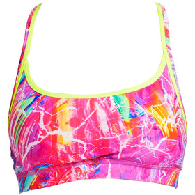 Funkita Sports Top Ladies Kaleidocolour